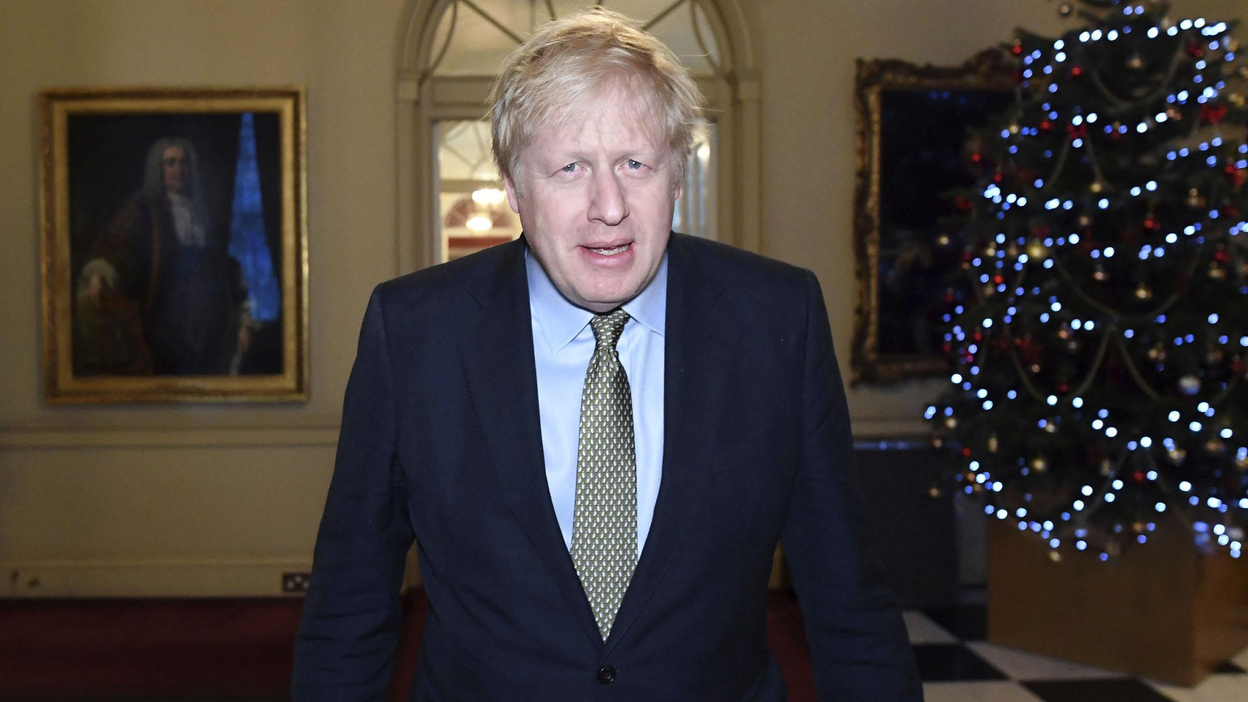 Aplastante victoria de Boris Johnson y su promesa del Brexit