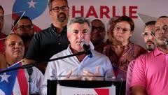 """Carlos Delgado Altieri propone una """"transformación radical"""" para gobernar el país"""
