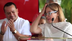 """Carmen Yulín Cruz: """"Hay que declararle la guerra a la pobreza"""""""