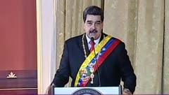 Maduro denuncia un supuesto complot por parte de diputados opositores