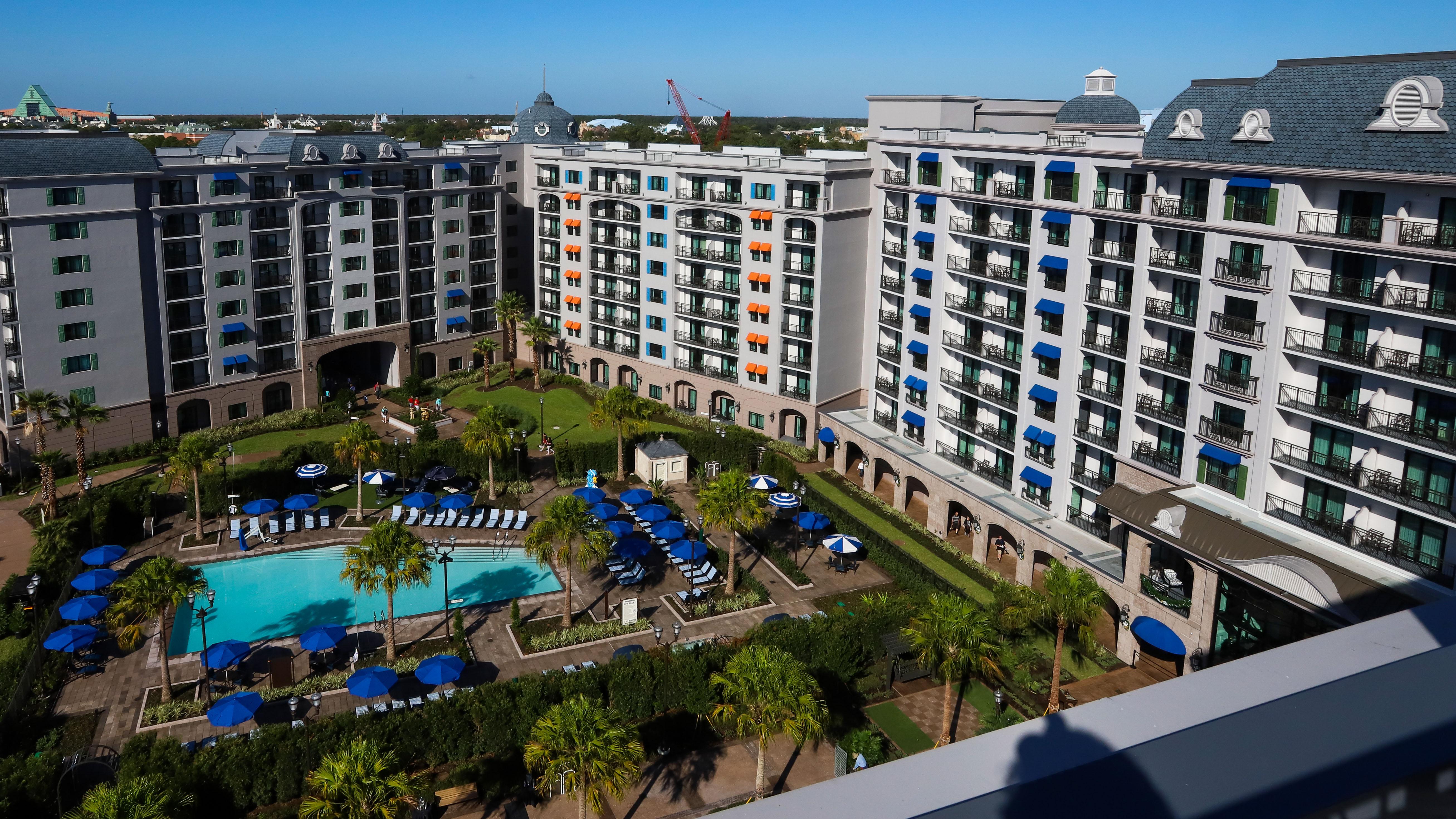 Los encantos del nuevo y lujoso Disney's Riviera Resort