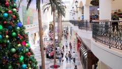 ¿Boricuas invaden el mall en esta Navidad?