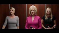 """Tenso momento en un elevador conecta la película """"Bombshell"""""""