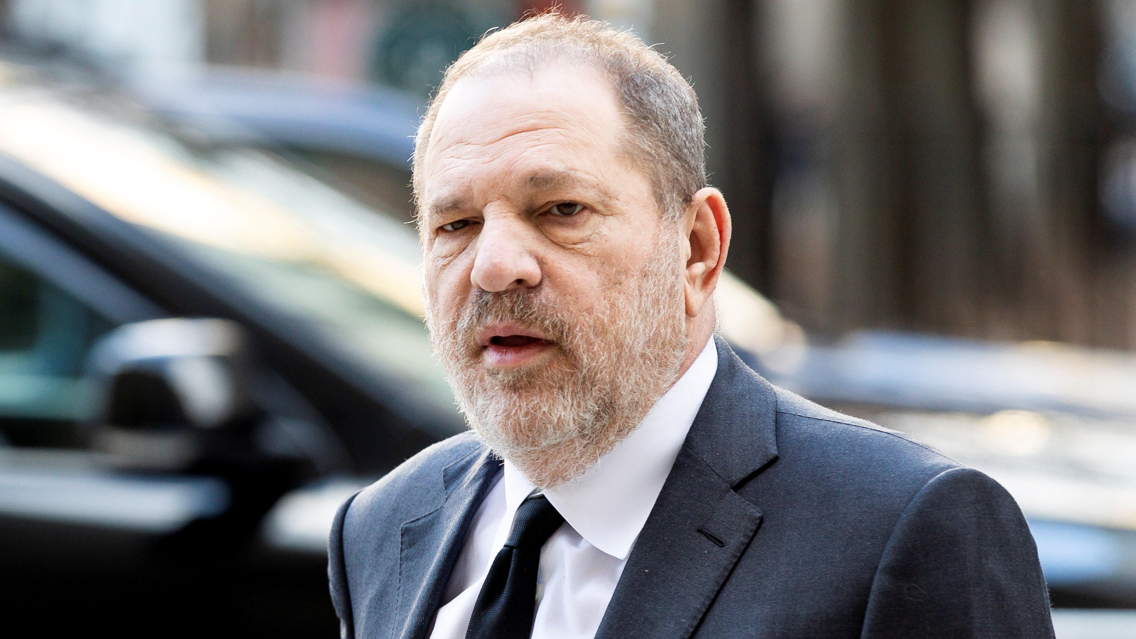 Comienza el juicio de Harvey Weinstein en Nueva York