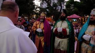 Los Reyes de Juana Díaz llegan hasta Stella Maris en Condado