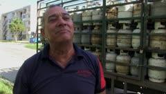 Escasez de gas licuado en Cuba por sanciones de Estados Unidos