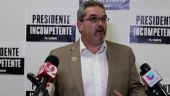 Alcalde de Kissimmee despotrica contra Trump