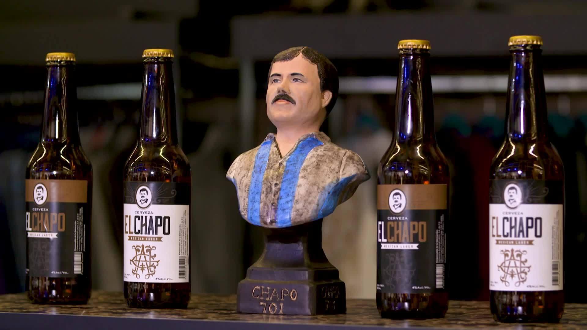 El Chapo ahora tiene una cerveza