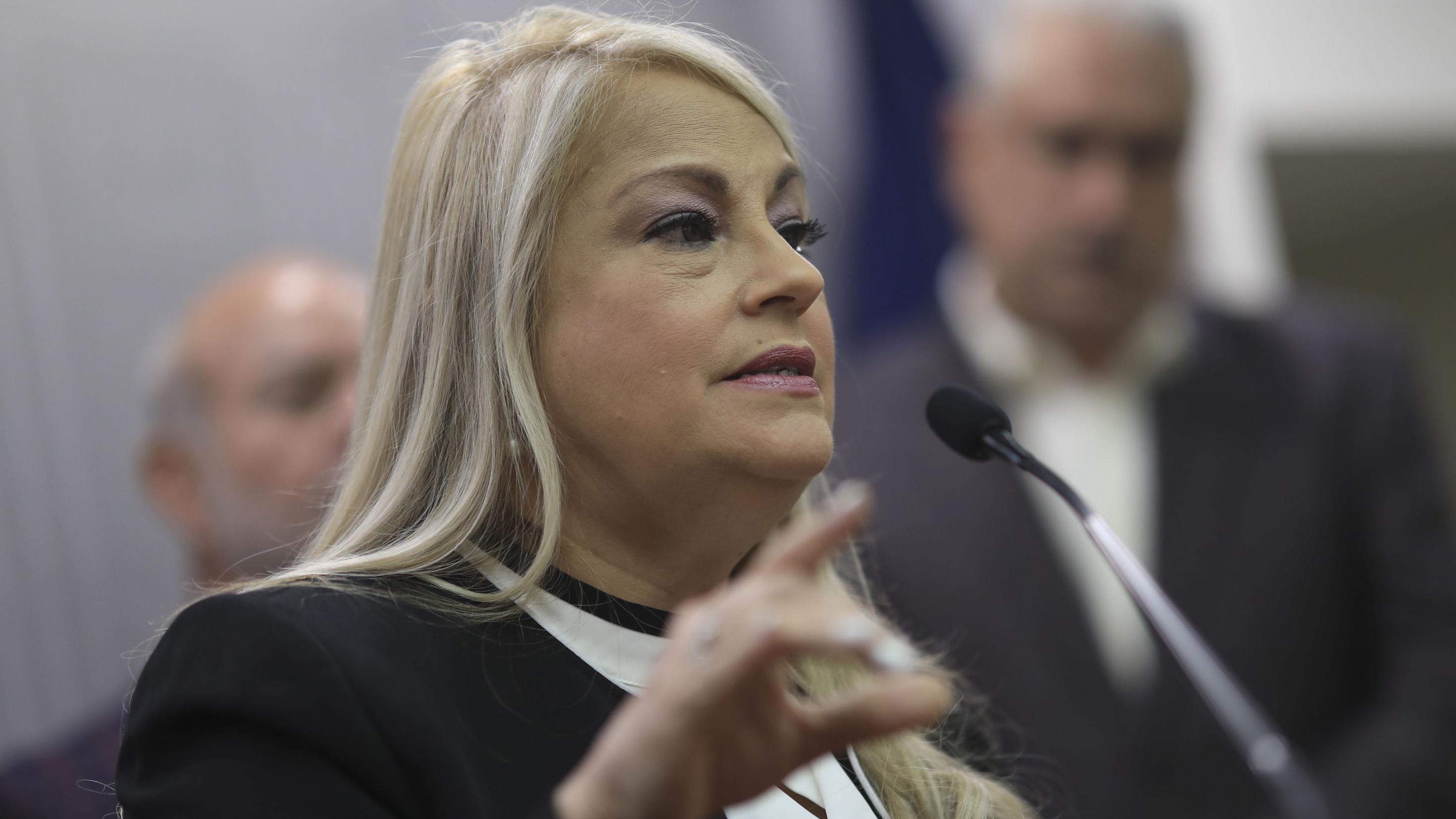 Wanda Vázquez reitera por qué no desaloja a los refugiados del sur