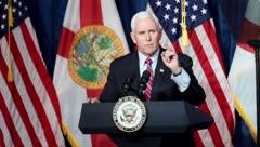 Mike Pence habló sobre Puerto Rico durante actividad en Florida