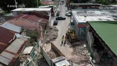 Trump declaró que existe un desastre mayor en Puerto Rico