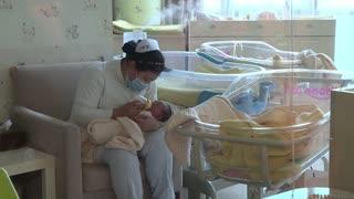 La tasa de natalidad en China, la más baja de los últimos 60 años