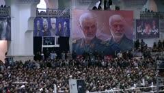 """Irán exige firmeza y unidad frente a los """"enemigos"""""""