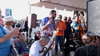 Los boricuas celebran la SanSe en Orlando