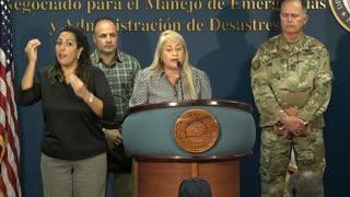 """Wanda Vázquez Garced: """"Todo lo que está en esos almacenes, lo vamos a entregar"""""""