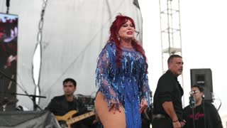 "Iris Chacón ""bate que bate"" en la SanSe"