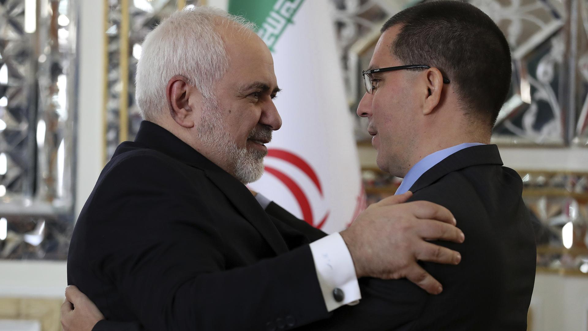 Controversial encuentro entre Irán y Venezuela