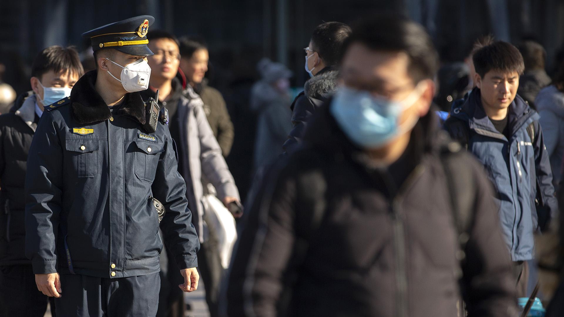 Misterioso virus en China se contagia entre humanos