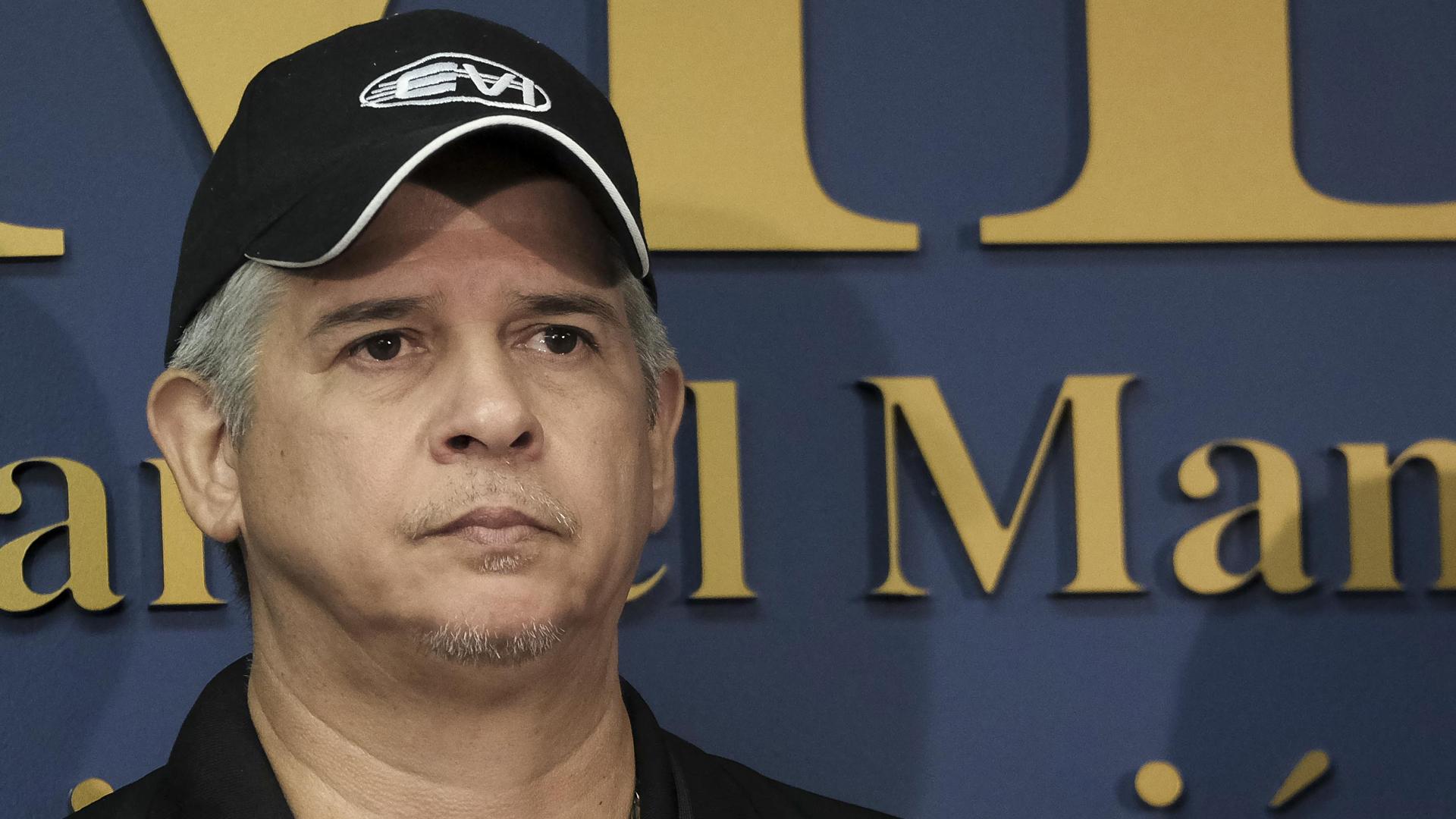 El momento en que Carlos Acevedo informó el inventario de los almacenes frente a la gobernadora