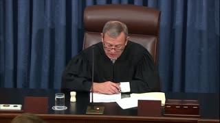 """Demócratas acusan a Trump en el juicio de haber querido hacer """"trampa"""" en las próximas elecciones"""