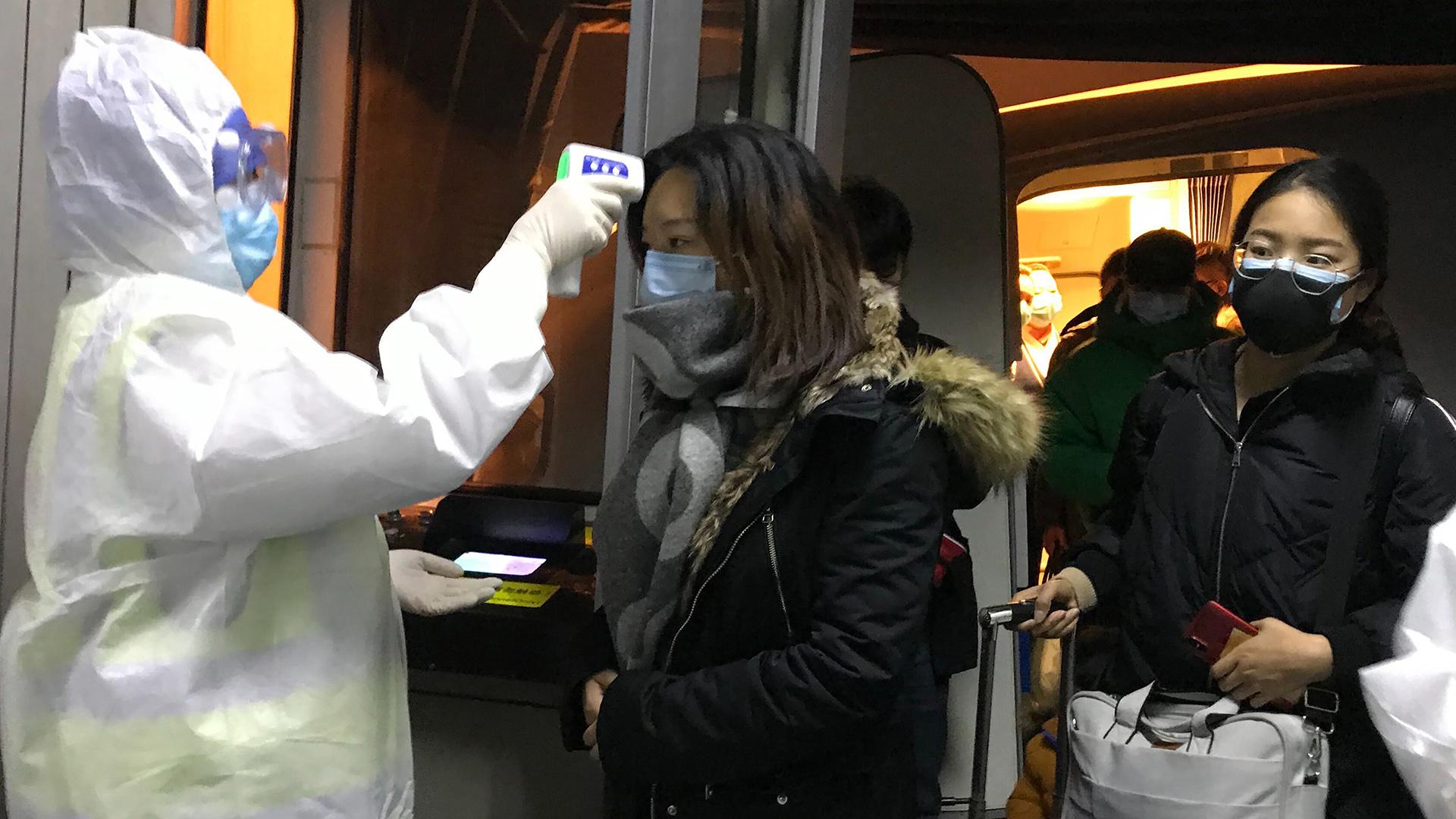 Medidas drásticas por brote del coronavirus en China