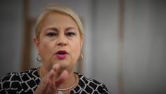 Reflexiones de Wanda Vázquez mientras su gobierno está en la mira