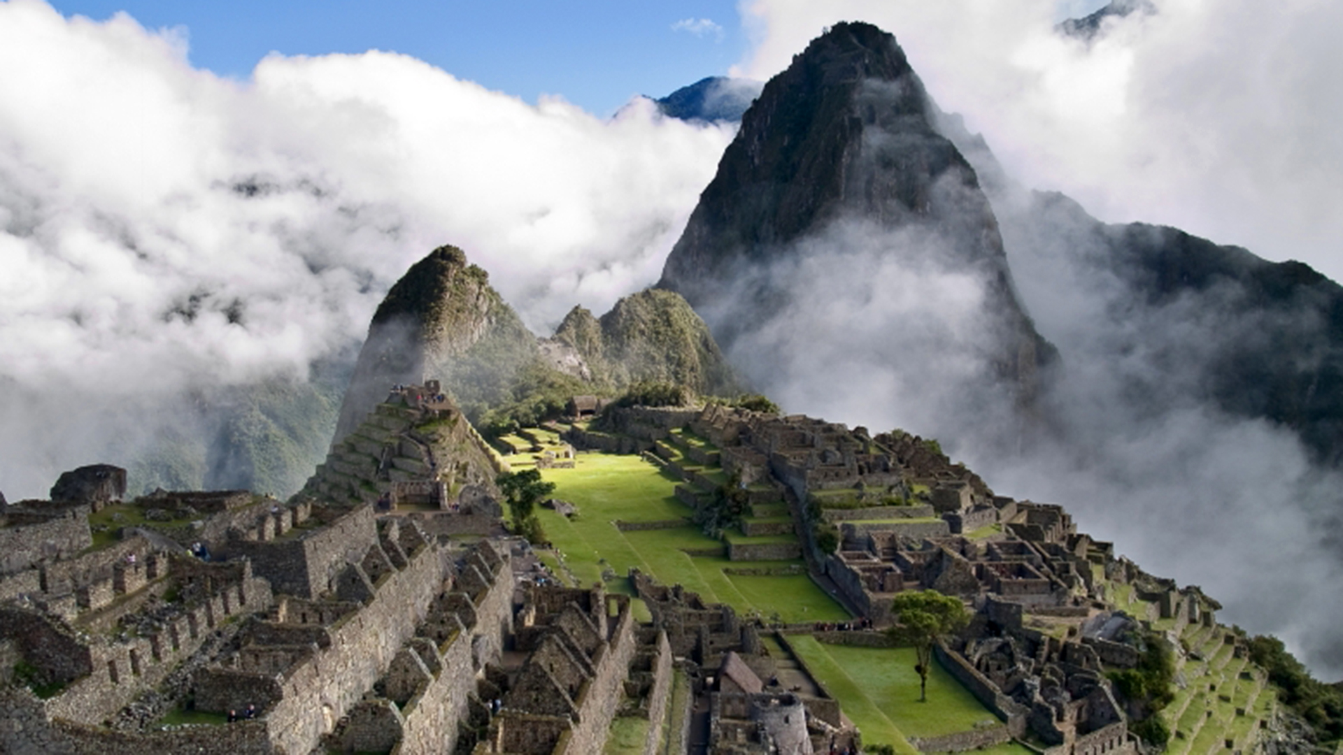 ¿En peligro Machu Picchu por un nuevo aeropuerto?