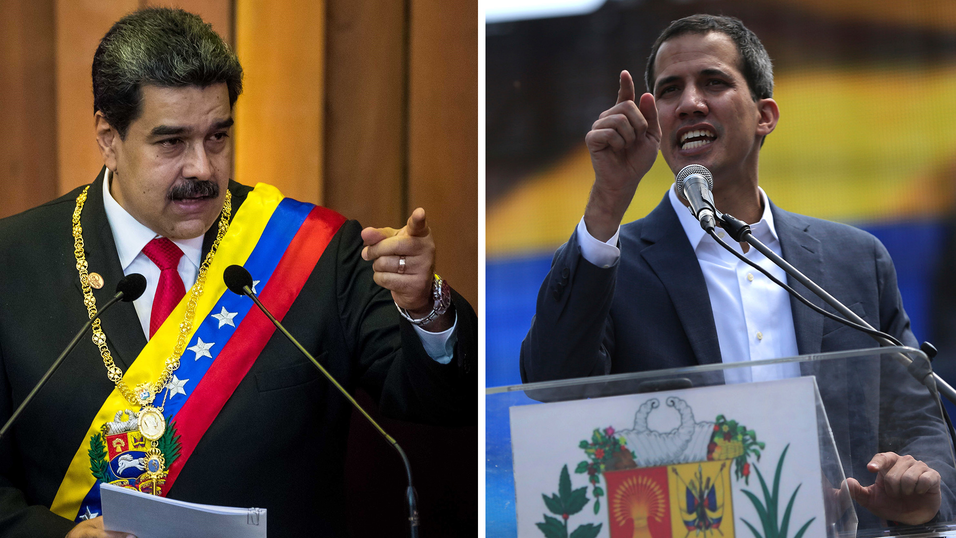 """Maduro a Guaidó: """"¡Quién coñ... te eligió a ti, bobolongo!"""""""