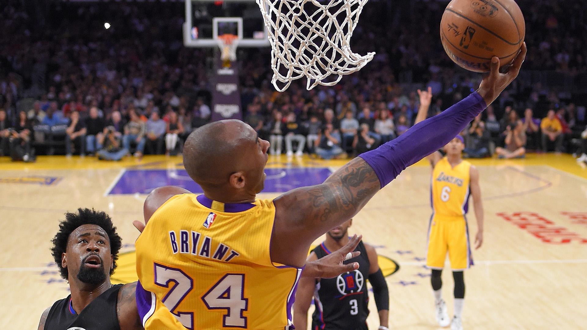 El gran tributo que le hicieron a Kobe Bryant luego de su muerte
