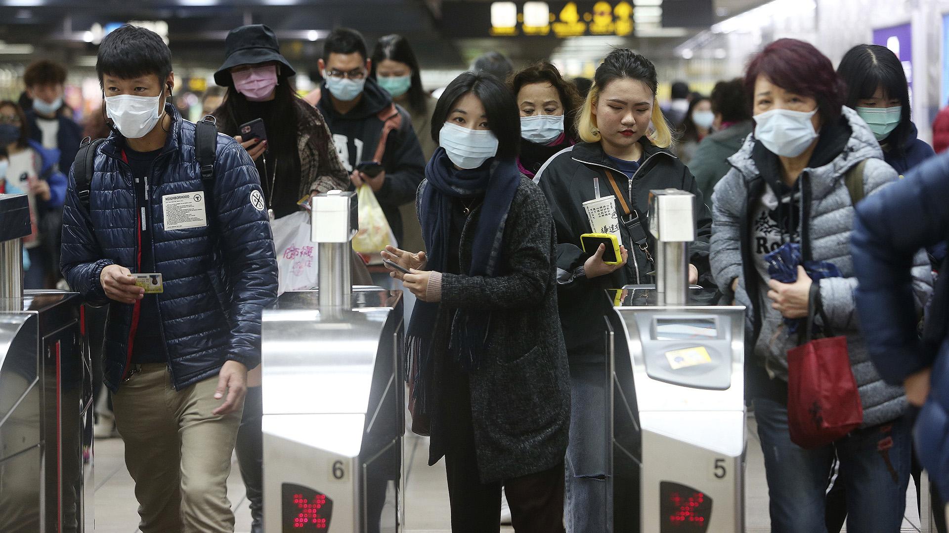 Angustia y tensión mundial por el coronavirus