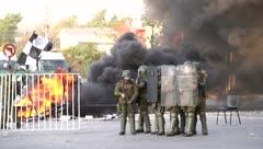 Patrulla arrolla y mata a fan de fútbol en Chile