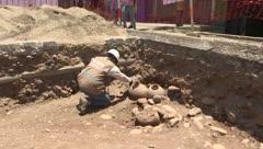 Hallan increíble cementerio de 1,800 años de antigüedad