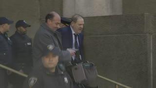 Se acerca el final del juicio contra Harvey Weinstein