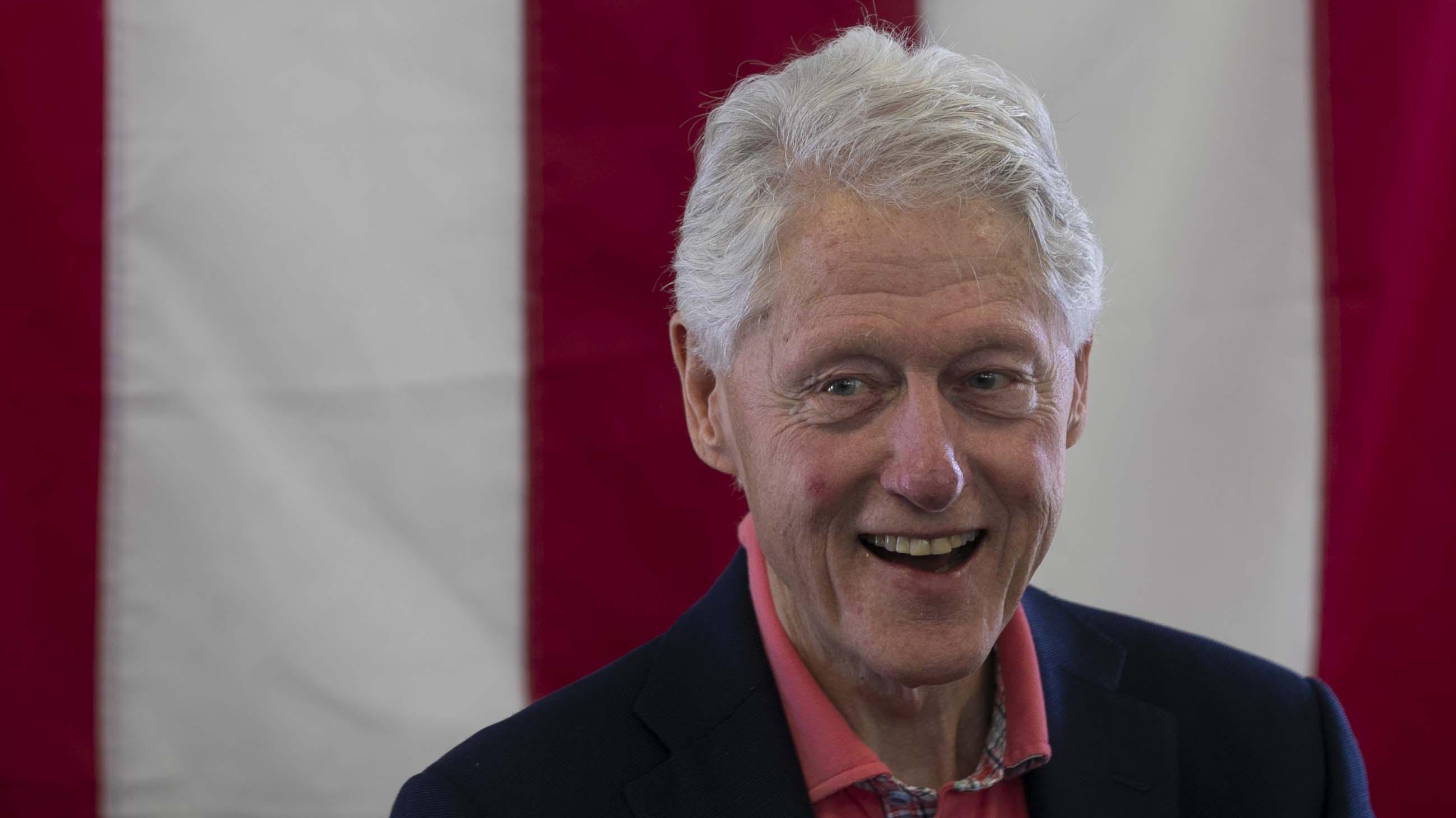 """Bill Clinton: """"Quiero darle a la gente una imagen diferente de Puerto Rico"""""""