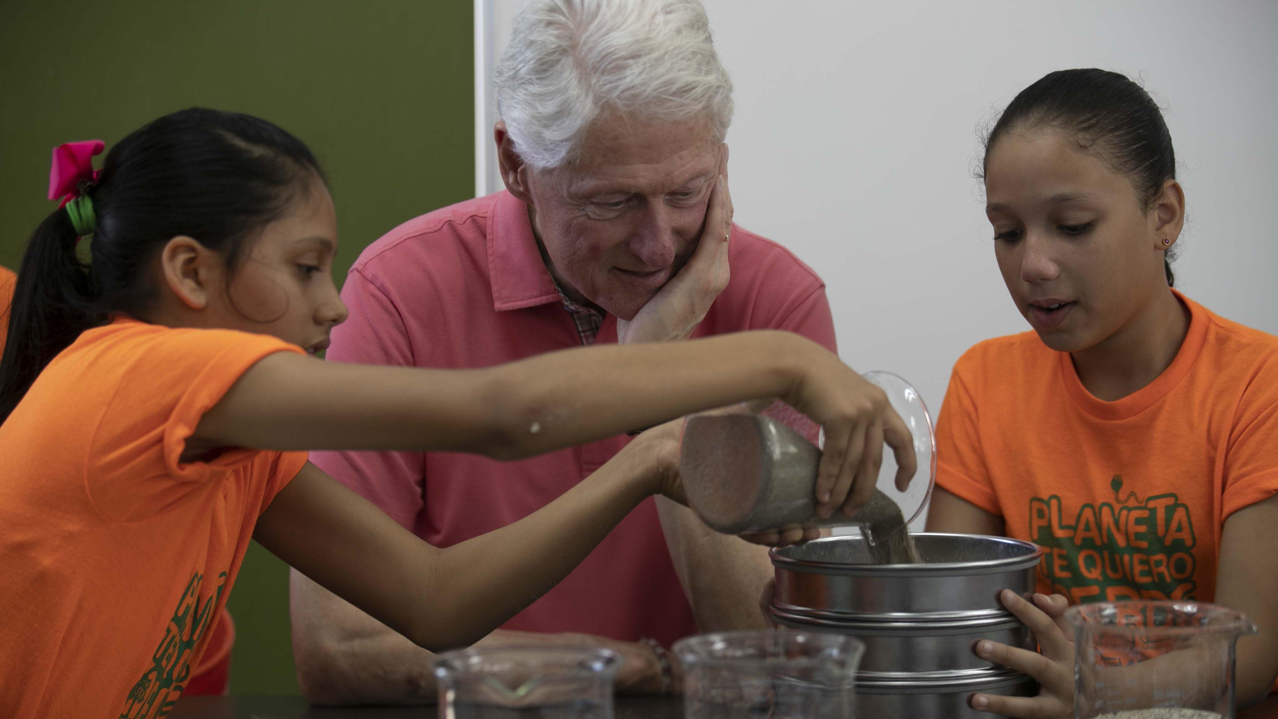"""Bill Clinton: """"he hecho todo lo posible para resaltar las necesidades de Puerto Rico"""""""