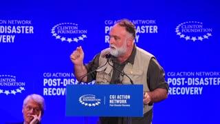 El chef José Andrés dialoga sobre plan de 21 días para recuperación de desastres en el Caribe