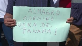 """Luis Almagro dice que el mayor problema para la democracia son los """"burros"""" que gobiernan"""