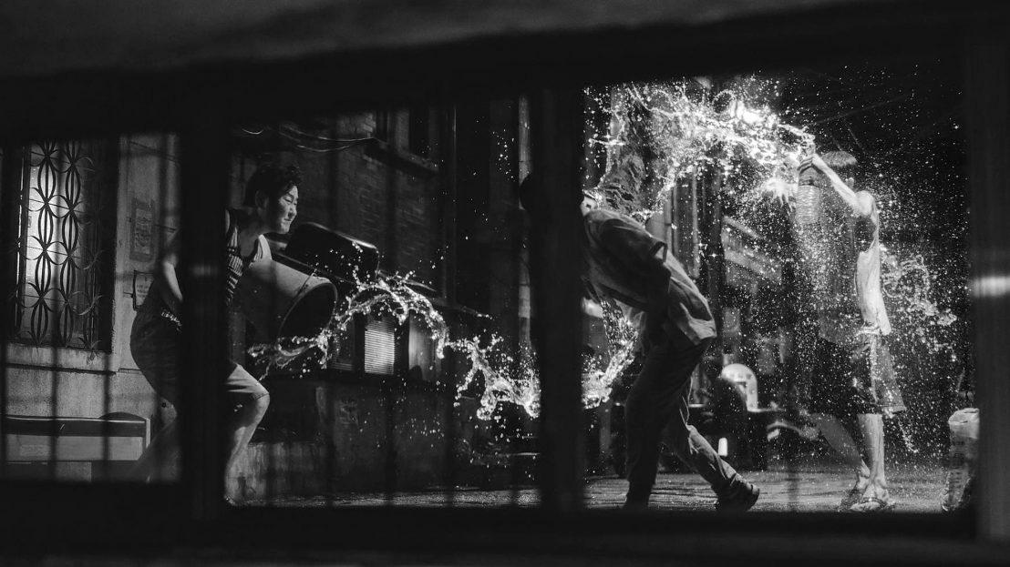 'Parasite' vuelve al cine en una versión blanco y negro