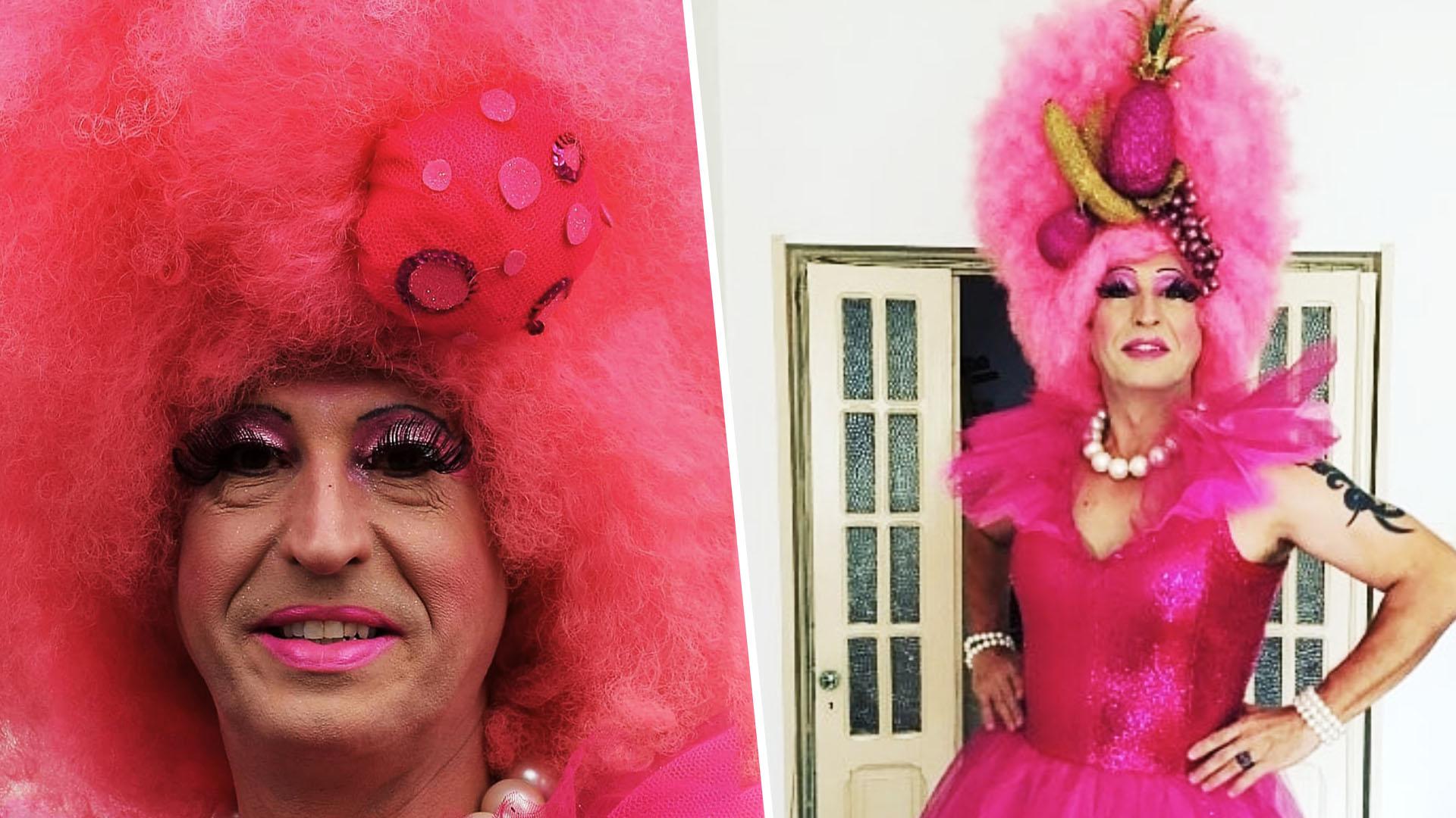 Ejecutivo de American Airlines brilla como drag queen