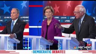 Así fue el noveno debate de los demócrata