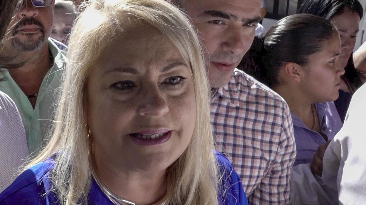 "Wanda Vázquez: ""Puerto Rico está cansado de la politiquería"""