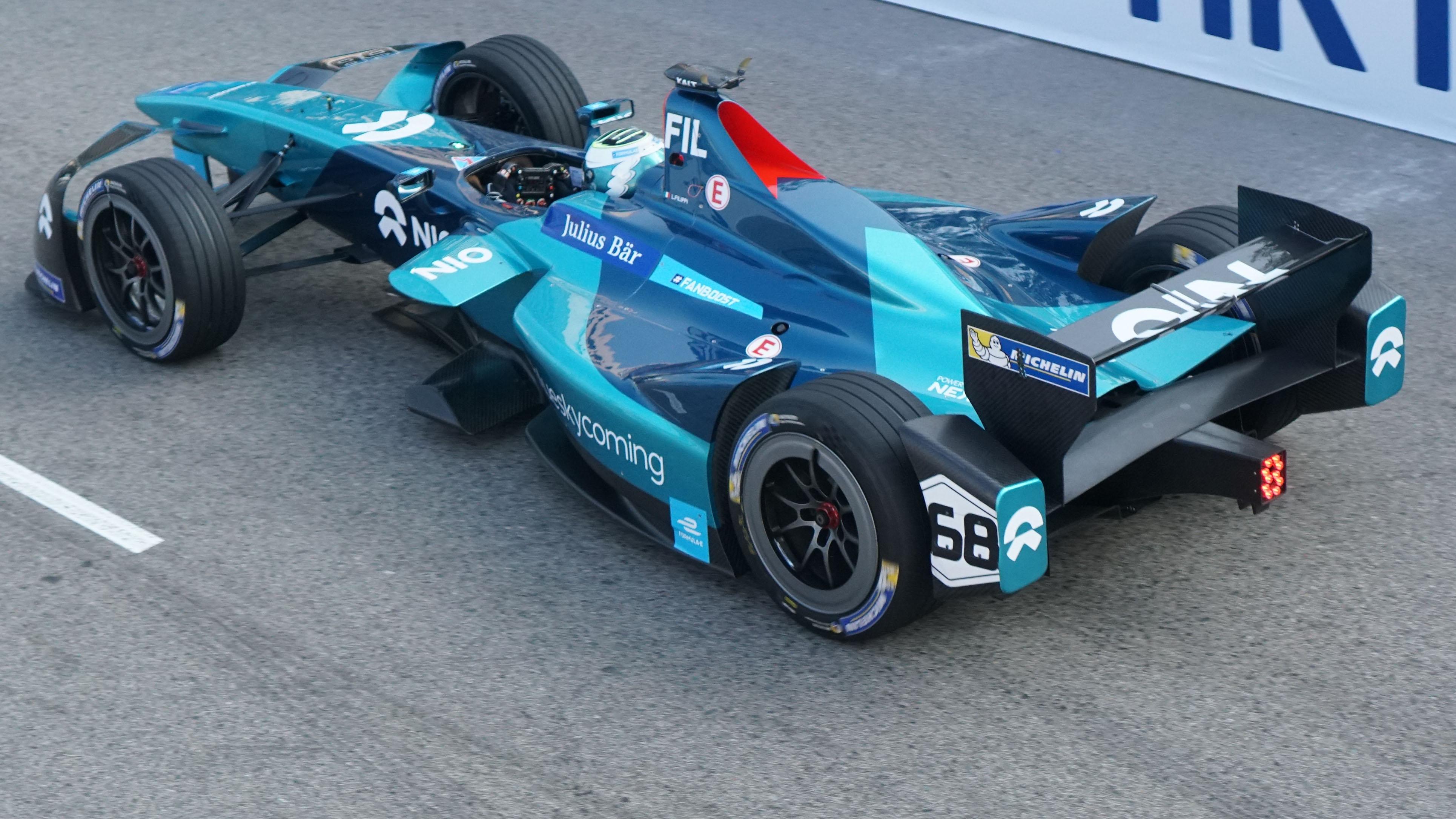 ¿Qué es la Fórmula E?