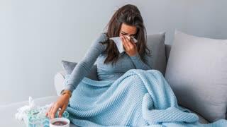 10 cosas incorrectas que haces cuando tienes catarro
