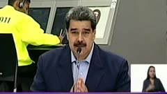 """Nicolás Maduro asegura que el coronavirus es un """"arma de guerra"""""""