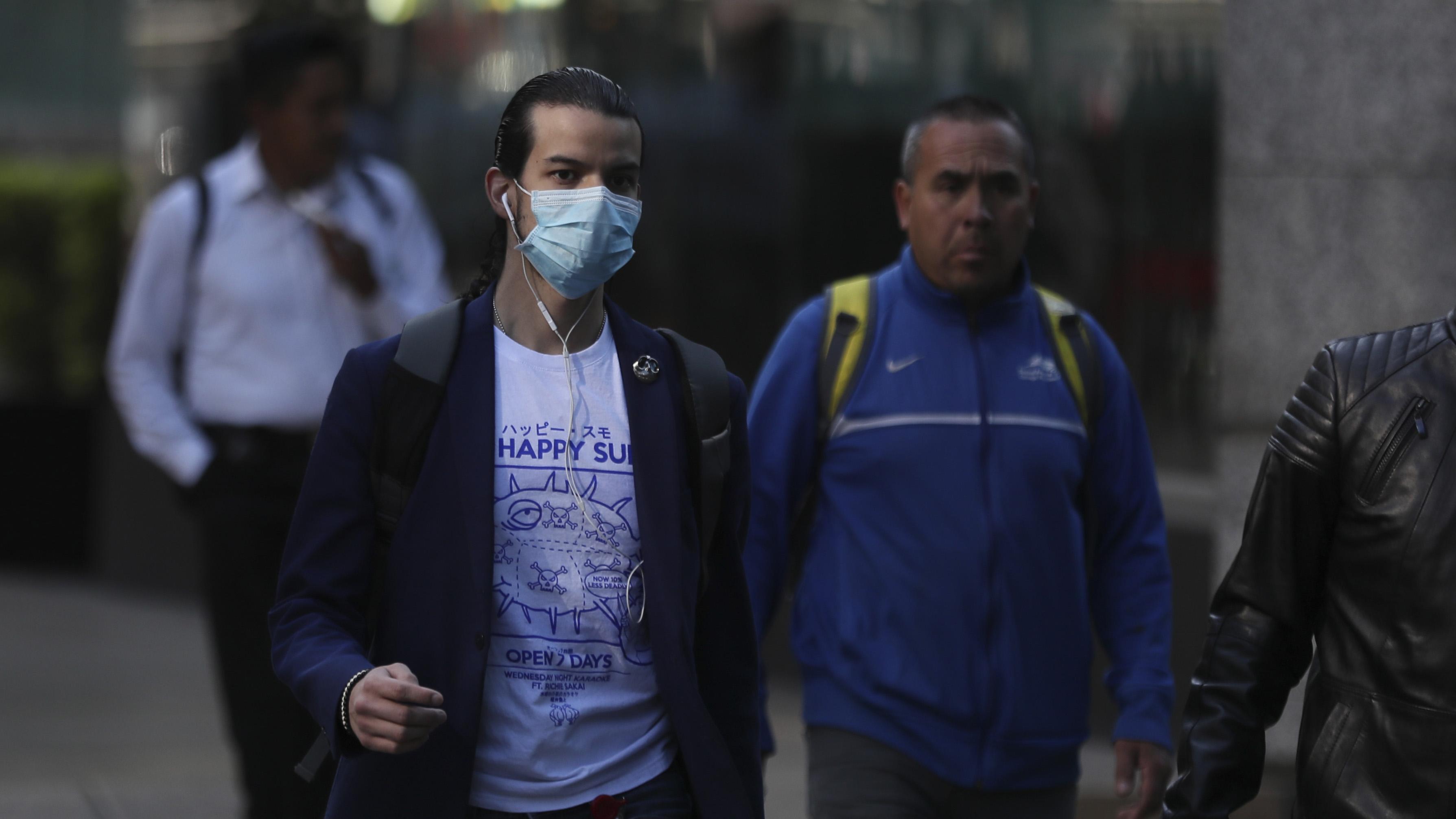 México registra sus primeros casos de coronavirus