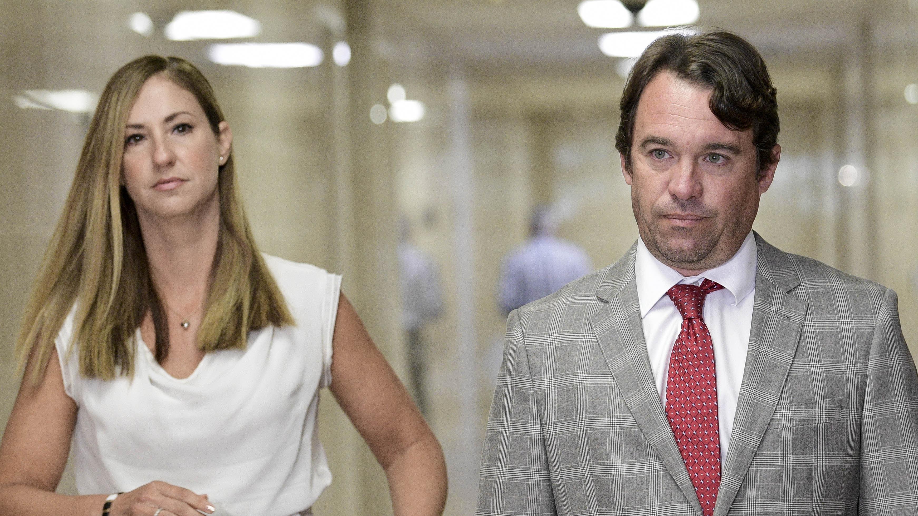 Controversial tranque en el caso contra Jensen Medina Cardona