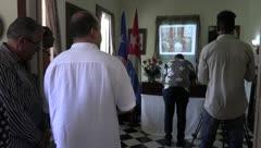 Emotivo homenaje a Rafael Cancel Miranda en Cuba