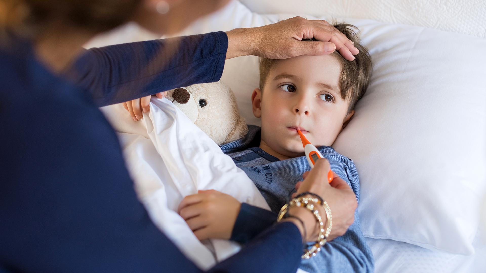 ¿Mi hijo tiene coronavirus? No confundas los síntomas