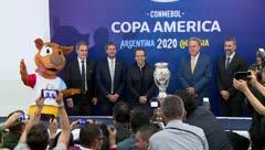 Posponen la Copa América y la Eurocopa hasta el 2021