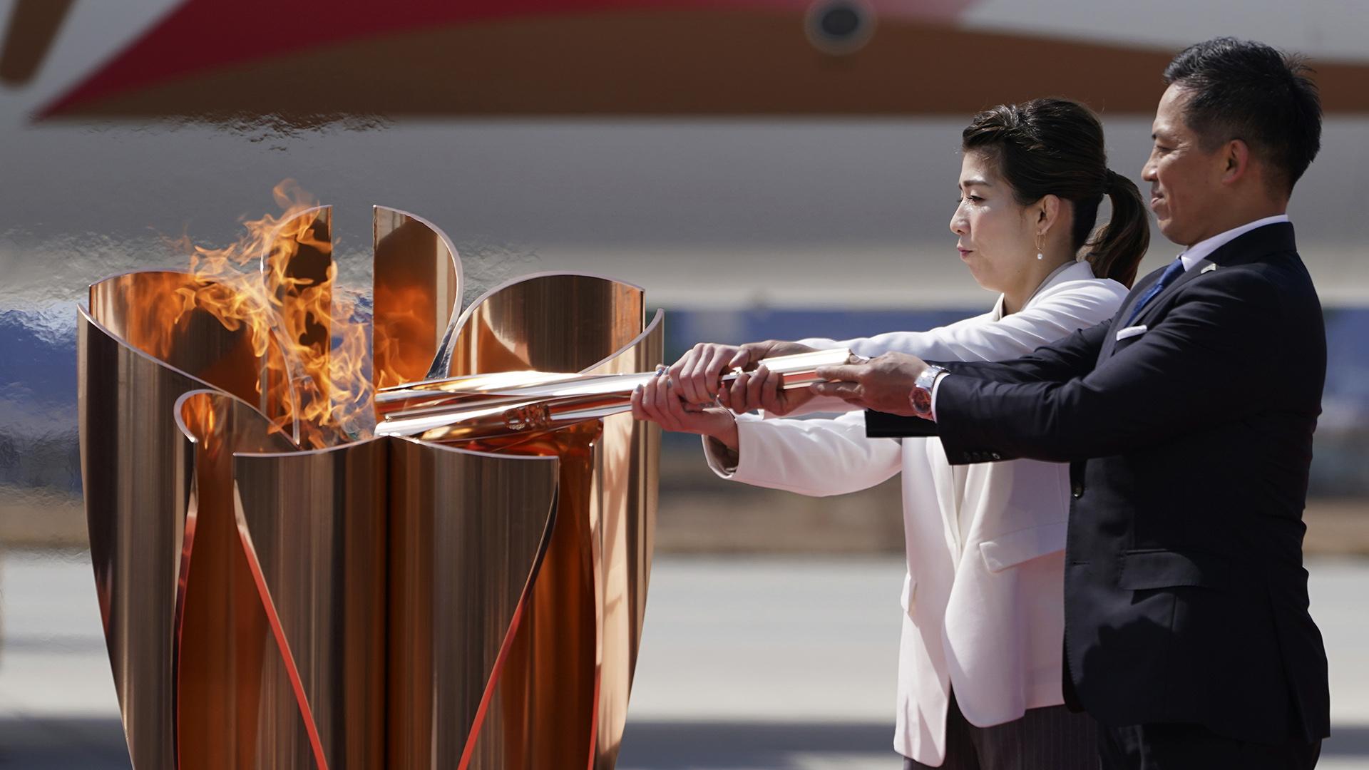 El mensaje de Japón al posponer las Olimpiadas de Tokio